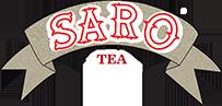 SARO PURE CEYLON TEA Logo